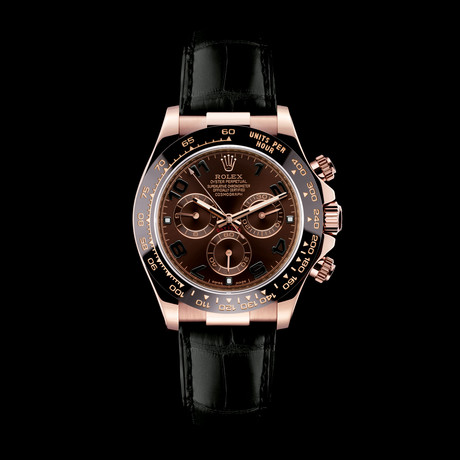 Rolex Daytona 116515 Chocolate Dial