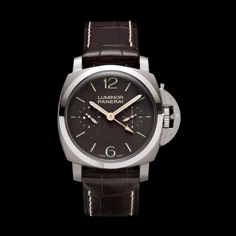Panerai Luminor PAM306 GMT Tourbillon