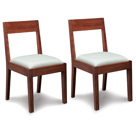 Hazel Chairs // Set of Two