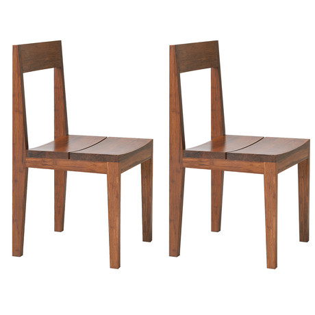 Juniper Chairs // Set of Two