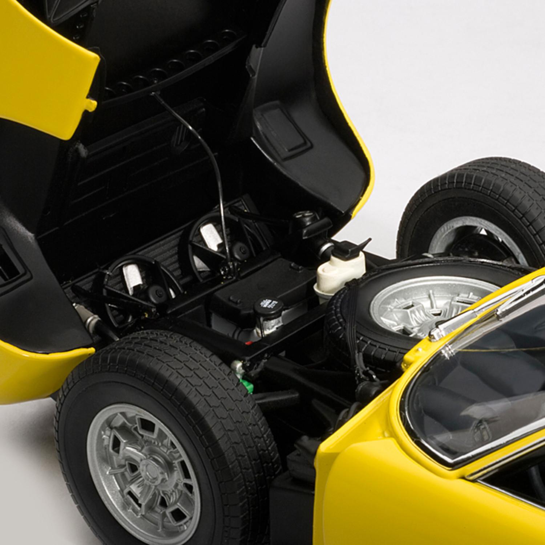 Lamborghini Miura Sv Autoart Touch Of Modern