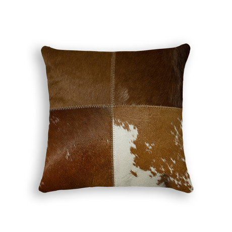 Natural Pillows - Cowhide and Sheepskin Pillows - Touch of Modern