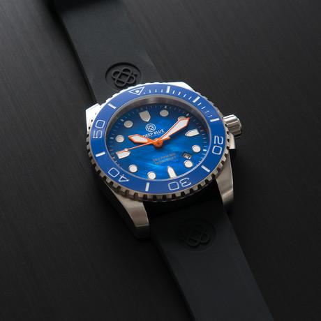 Sea Ram MOP // Blue Bezel (Blue)