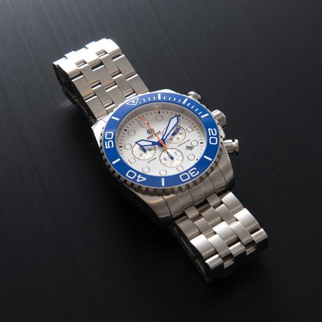 Sea Ram Chrono // SRCBB (White)
