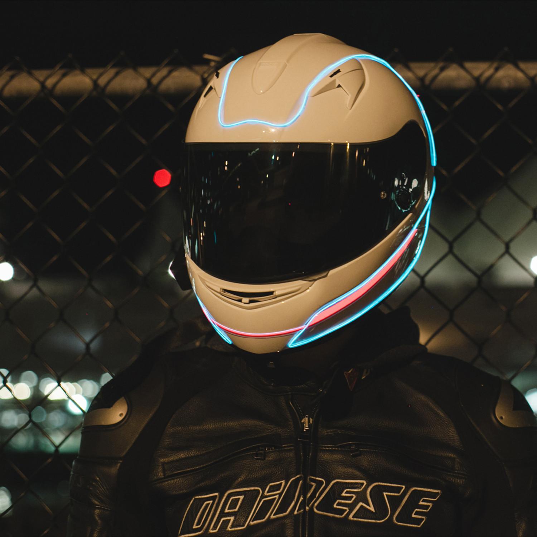 proton kit red light mode helmets touch of modern