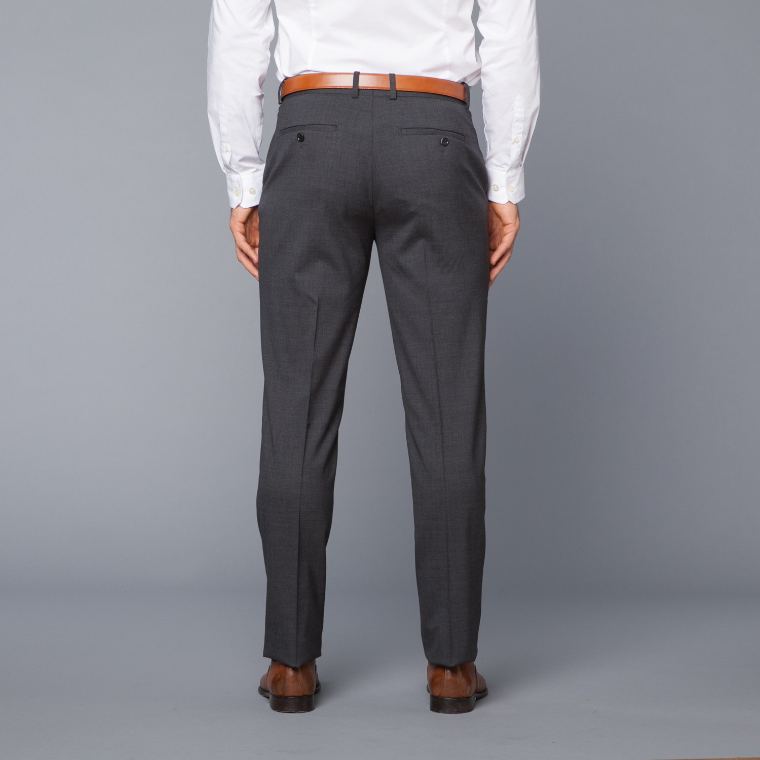 Dress Pants // Charcoal (29WX36L) - Report Collection - Touch of ...