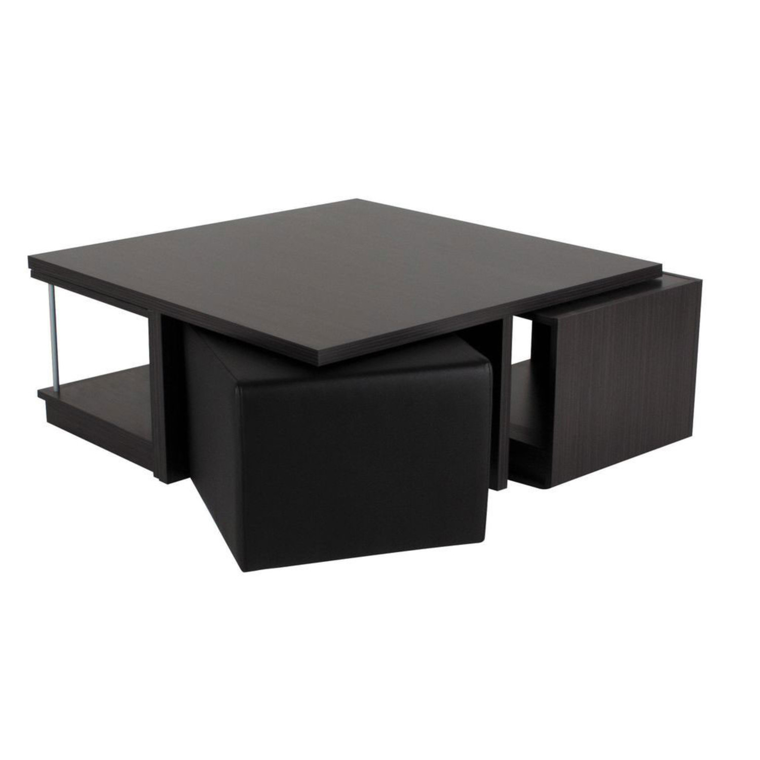 Modulo Coffee Table Smoke Lazzoni Touch of Modern