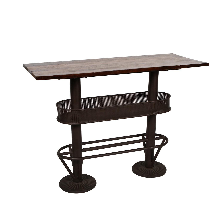 Industrial III Bar Table
