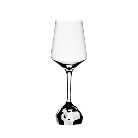 Stone Collection // White Wine Glass // Set of 2