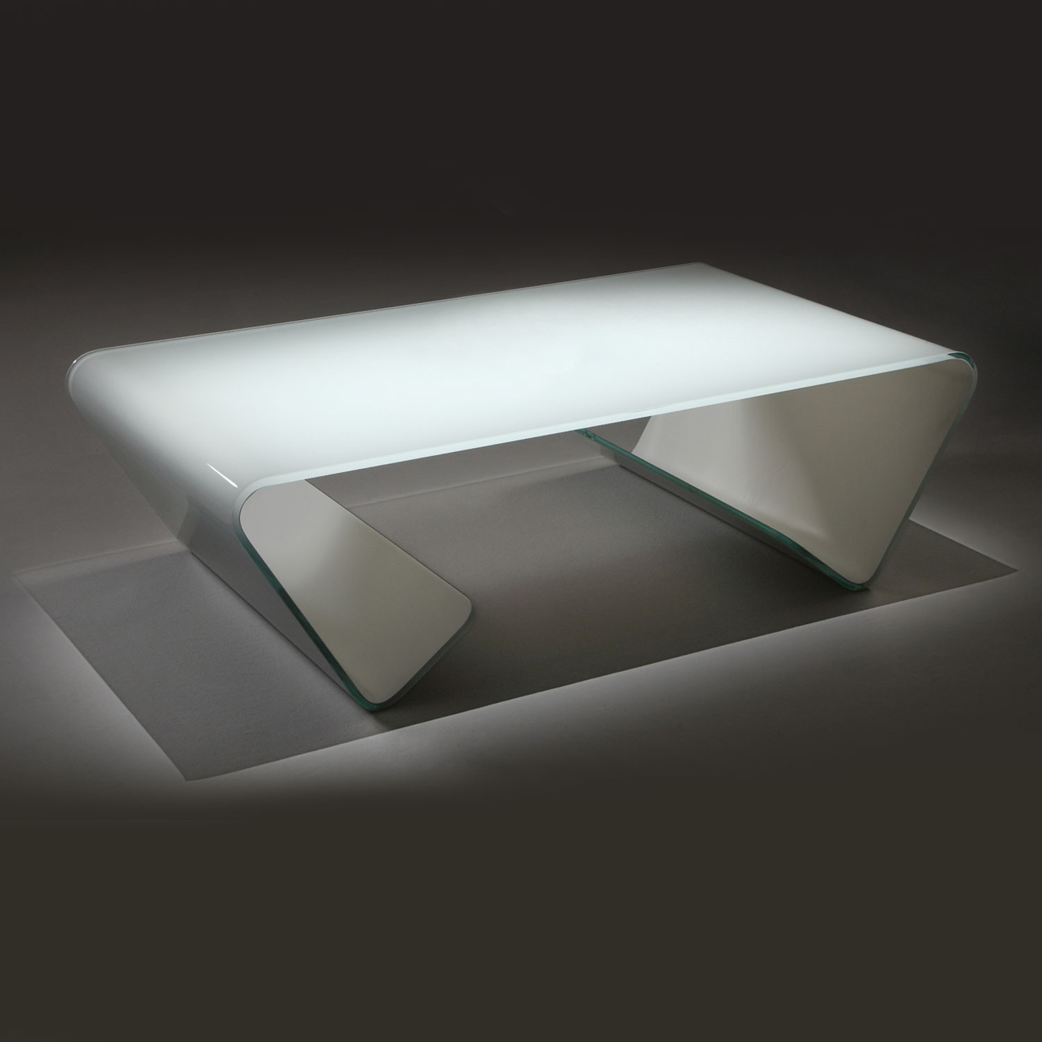 Omega Coffee Table // White