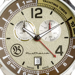 Yachting // Beige Dial + Sand Crown