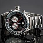 Yachting // Black Dial + Coal Crown