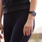 Wellograph Health Watch // Black Chrome