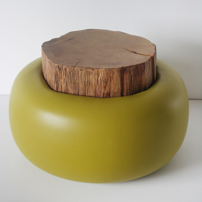 Bert Mushroom Storage Coffee Table: Champignon Coffee Table