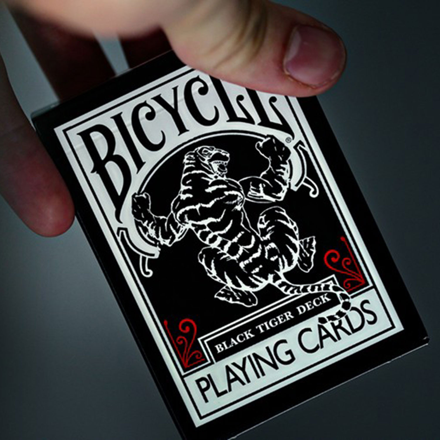 Deck Set // Shadow Masters & Black Tiger Playing Cards - Ellusionist ...