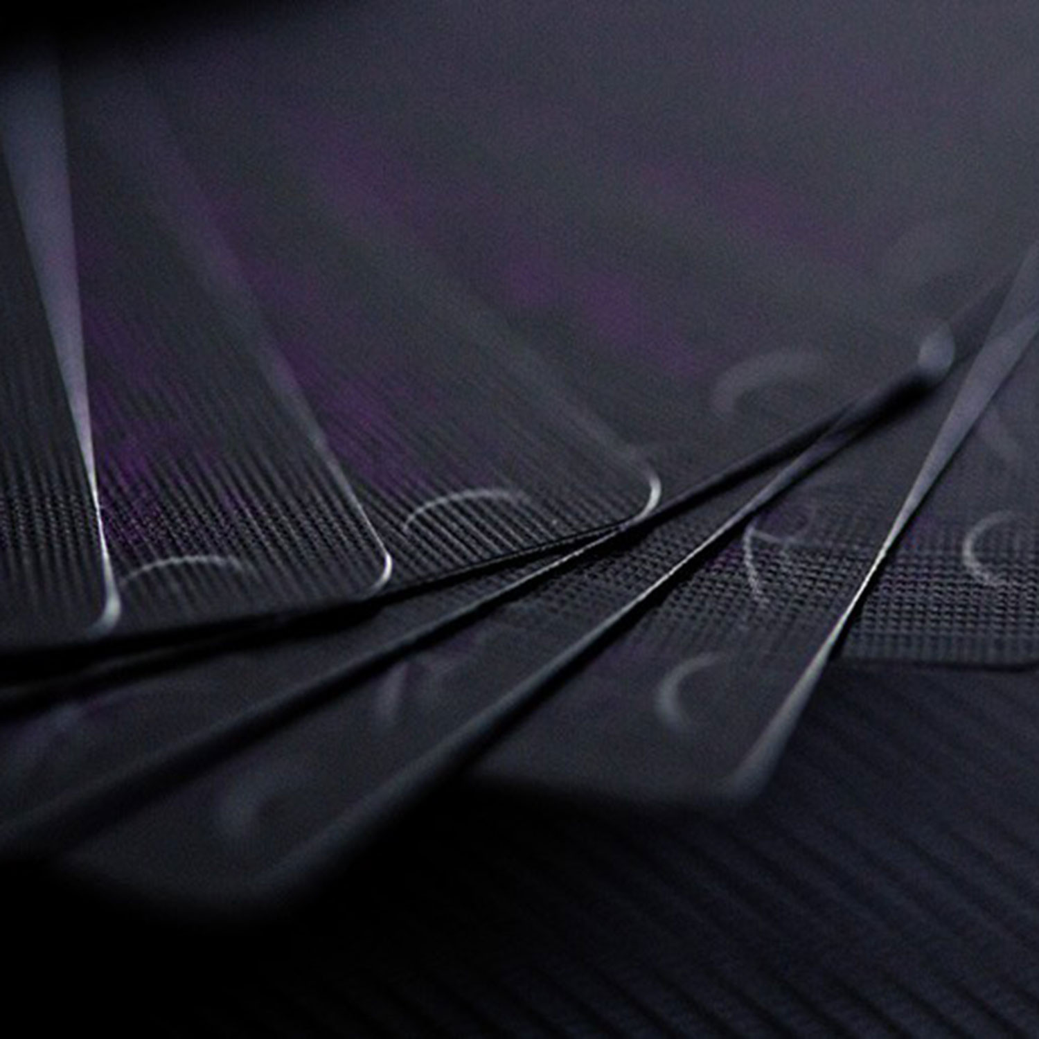 2-Deck Set // Artifice Purple & White Playing Cards ...