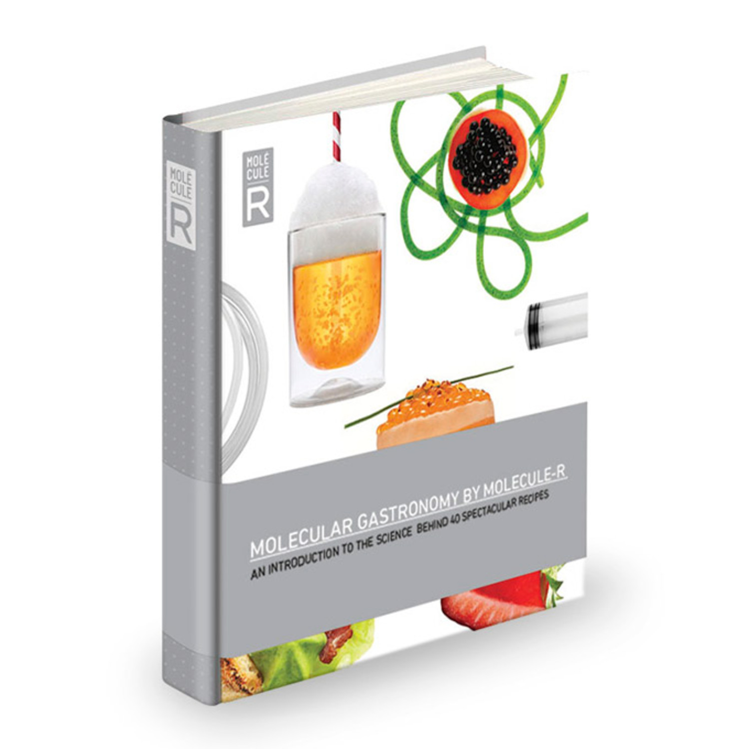 Cuisine r evolution cookbook molecule r touch of modern - Cuisine r evolution recipes ...