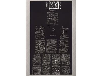 Touch Of Modern - Jean-Michel Basquiat Surreal Fine Art Prints  Jean-Michel Basquiat // Tuxedo, 1982-83 Photo