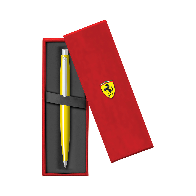 Ferrari Vfm Ballpoint Black Scuderia Ferrari By