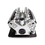 ESPRESSO VELOCE // Titanio (V8)