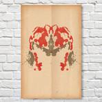Protoman // Rorschach Print