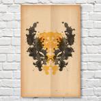 Wolverine // Rorschach Print