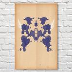 Captain America // Rorschach Print