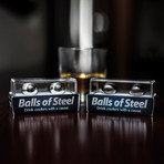 Balls of Steel (2 pair)