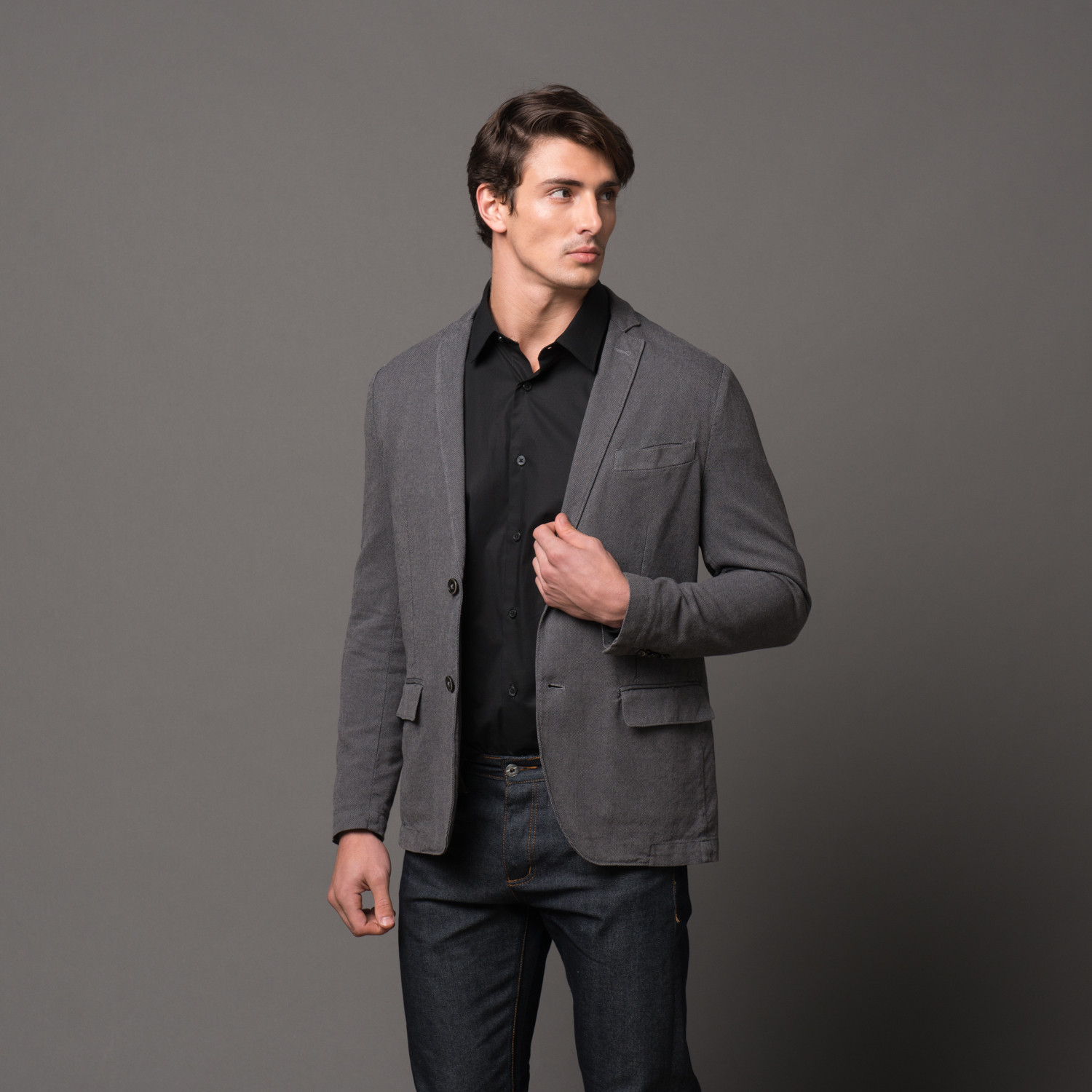 Waverly Grey Sport Coat (US: 36) - Zachary Prell (Winter ...