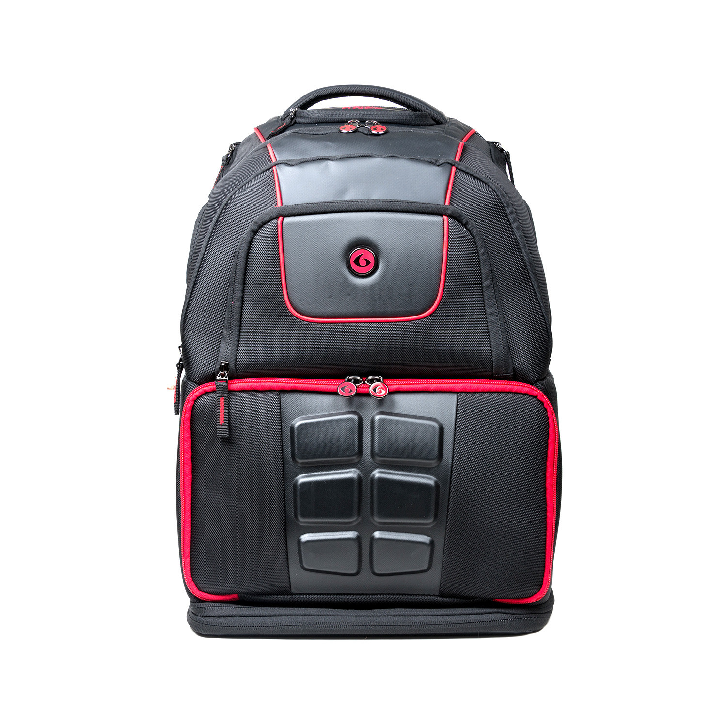 Elite voyager backpack 6 pack fitness touch of modern