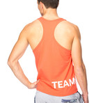 Teamm8 // Ally Tank // Coral (L)