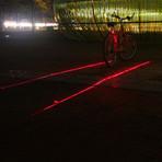 Bikelane Laser
