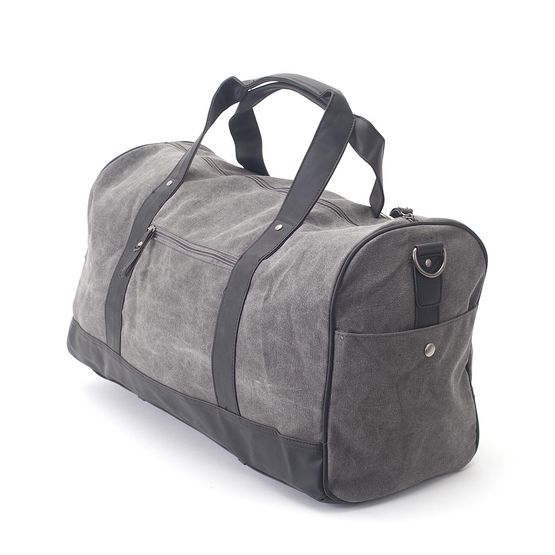 Simon Duffle Bag Grey