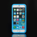Wrap Up Case with Built in Screen Protection // Blue (iPhone 6)