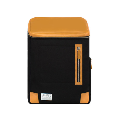 Amsterdam Backpack // Black
