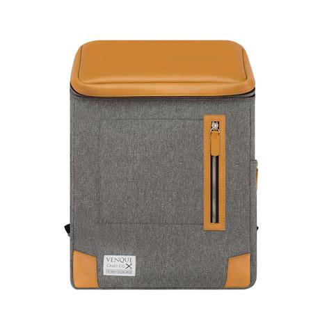 Amsterdam Backpack // Grey