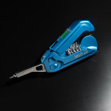 Kelvin 23 // Blue