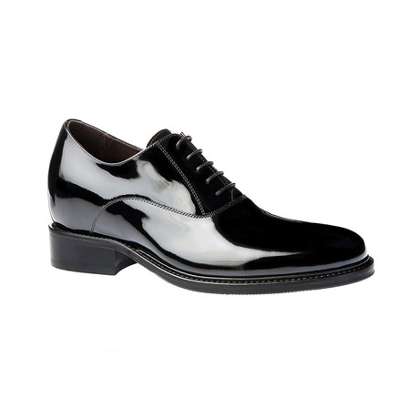 Positano Oxford Shoe // Black Patent (US: 7)