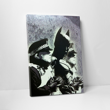 "Batman Arrest (20""L x 16""H)"