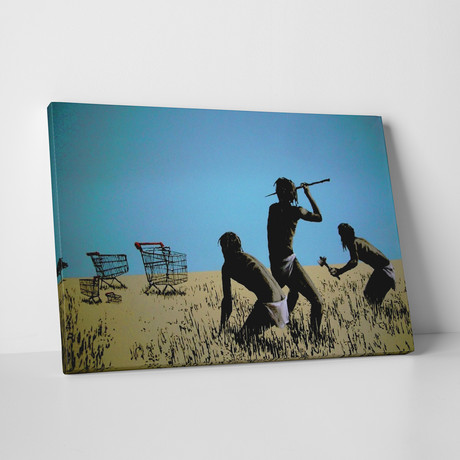 "Hunting Carts (20""L x 16""H)"