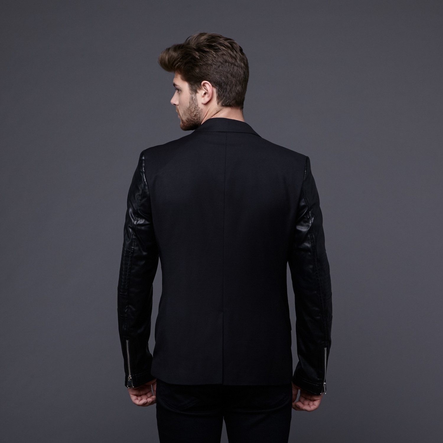Blazer Antony Fall Black Contrast s Fashion Final Morato 8n4xnTqwf