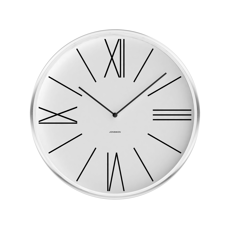 Wall clock roman lt jonsson touch of modern for Touch of modern clock