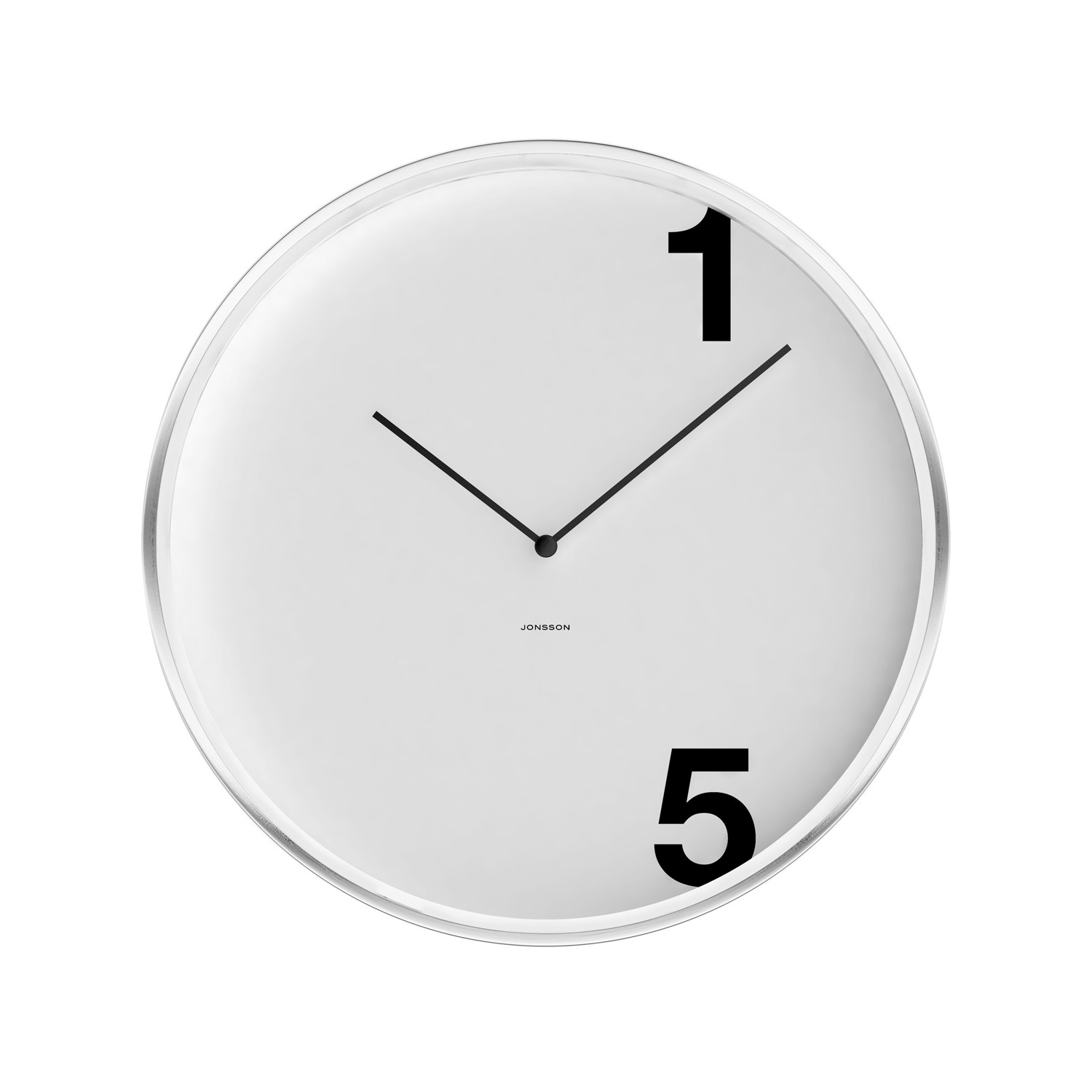 Wall clock one five jonsson touch of modern for Touch of modern clock