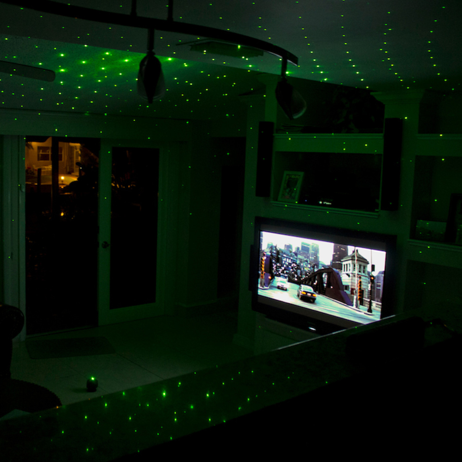Firefly Laser Lamp // Emerald - Firefly - Touch of Modern