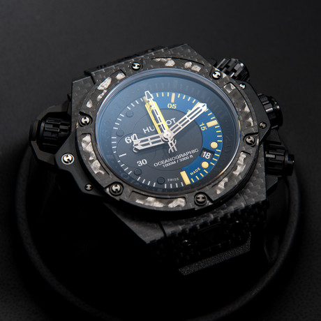 Hublot King Power Oceanographic 1000 Automatic // 732.QX.1140.RX
