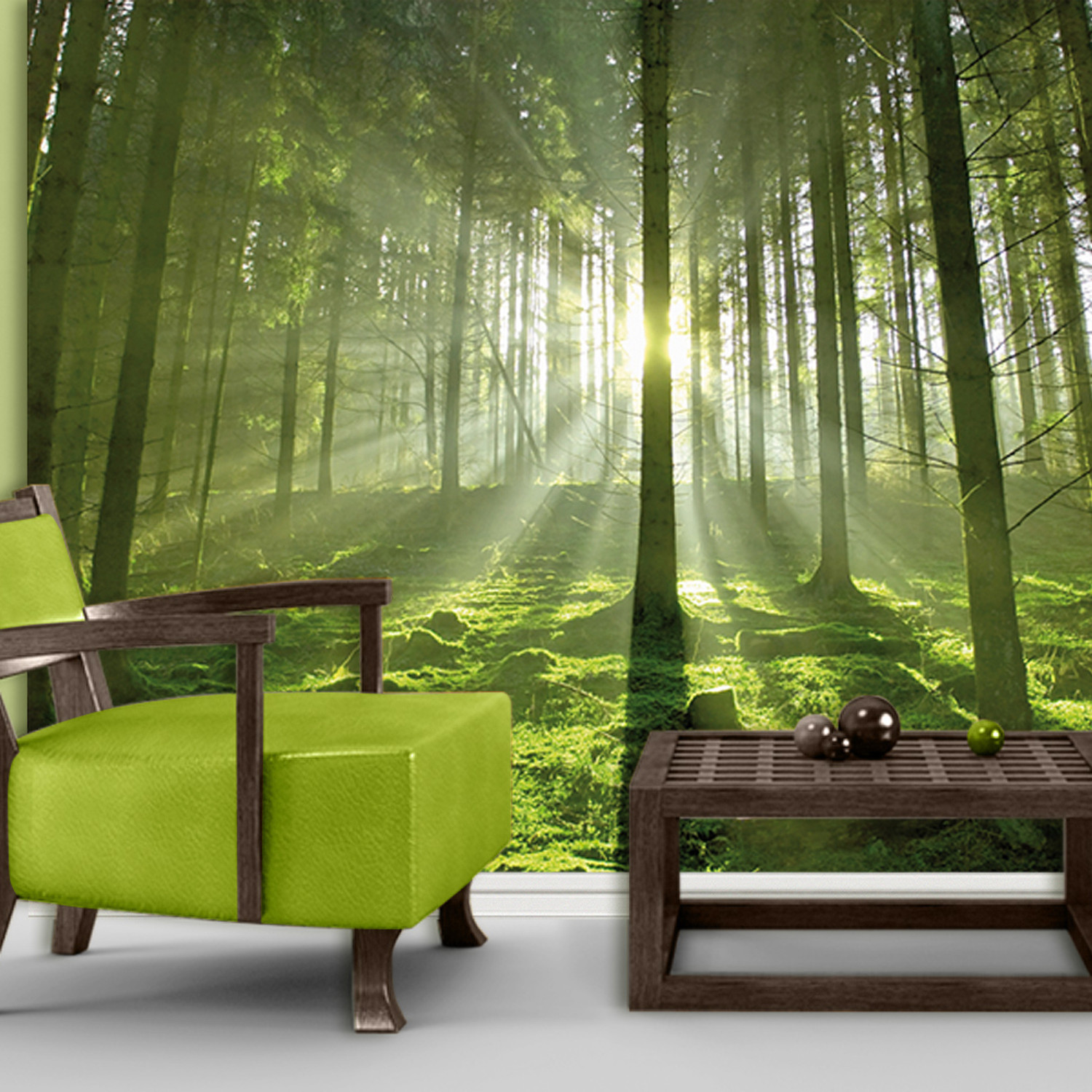 fairytale forest mantiburi touch of modern. Black Bedroom Furniture Sets. Home Design Ideas