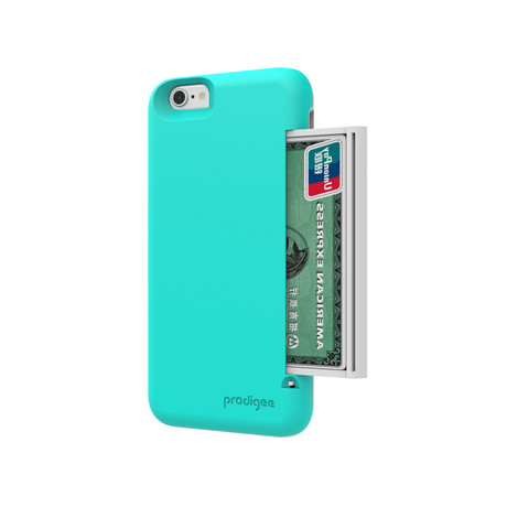 Undercover // iPhone 6 // Teal