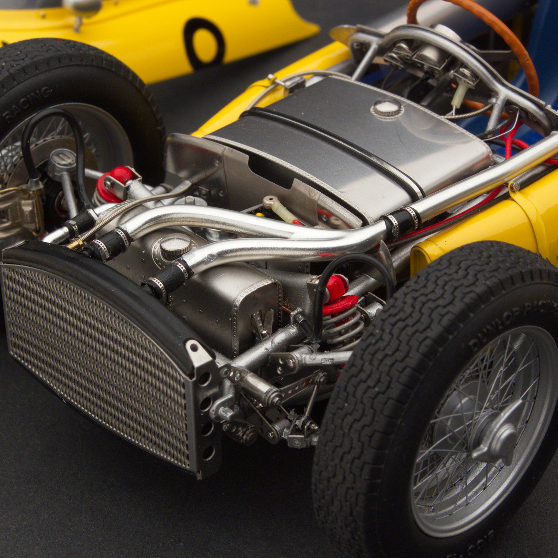 1961 Ferrari Dino 156/65° F1 Sharknose // Olivier