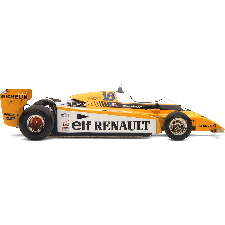 1980 Renault RE20 Turbo // Rene Arnoux