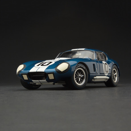 1965 Cobra Daytona Coupe // Car #10